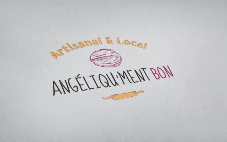 Logo Angéliqu'ment Bon