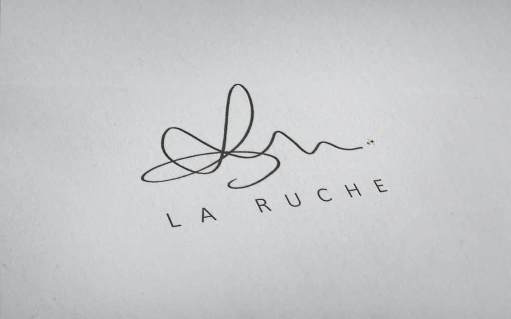 La ruche logo