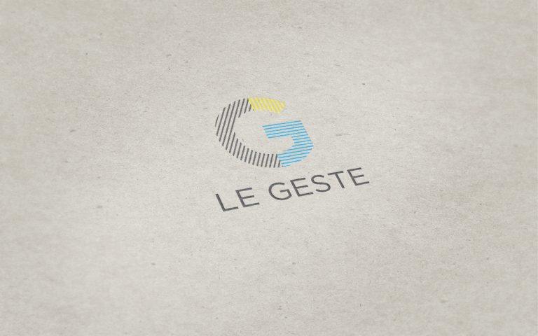 Exposition Le Geste Logo