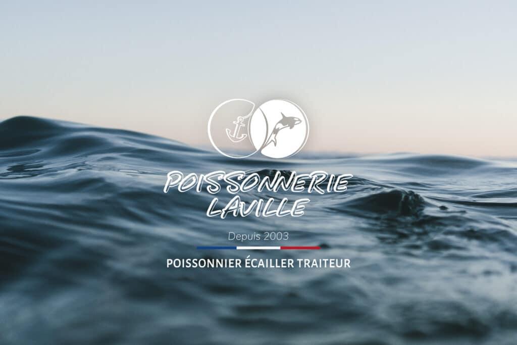 Logo Poissonnerie Laville